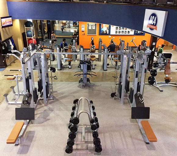 New Goleta Valley Gym